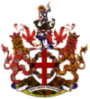 The Royal Society of St. George Coat of Arms